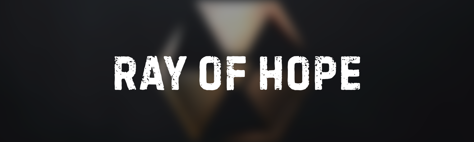 «Ray of Hope» – доклад о работе с мутантами!