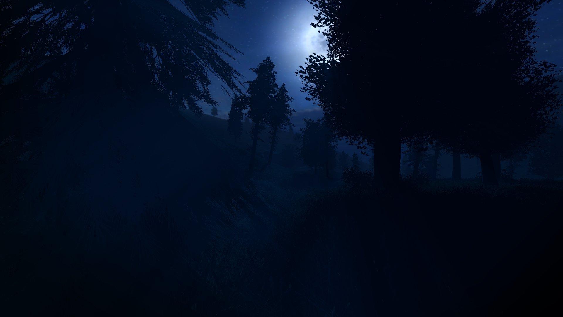 «Dark Path» - доступен патч 0.03