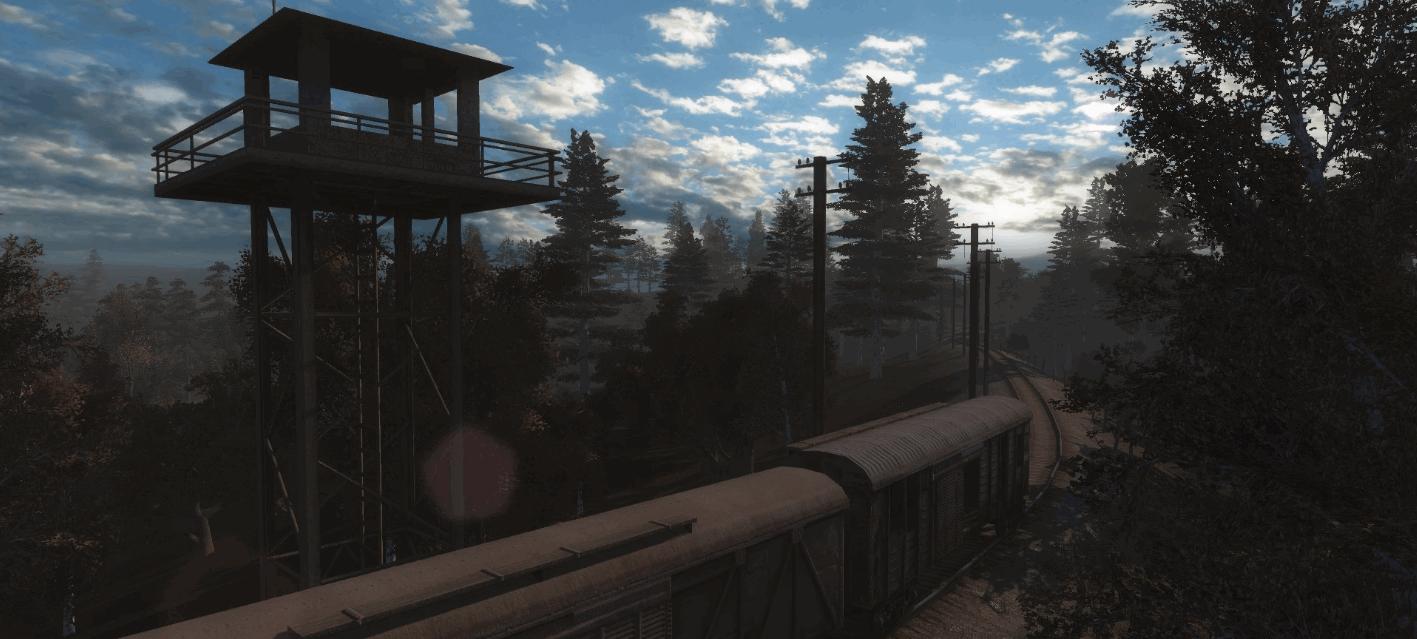 «Тайна Кордона» - свежие скриншоты с локации «Кордона»