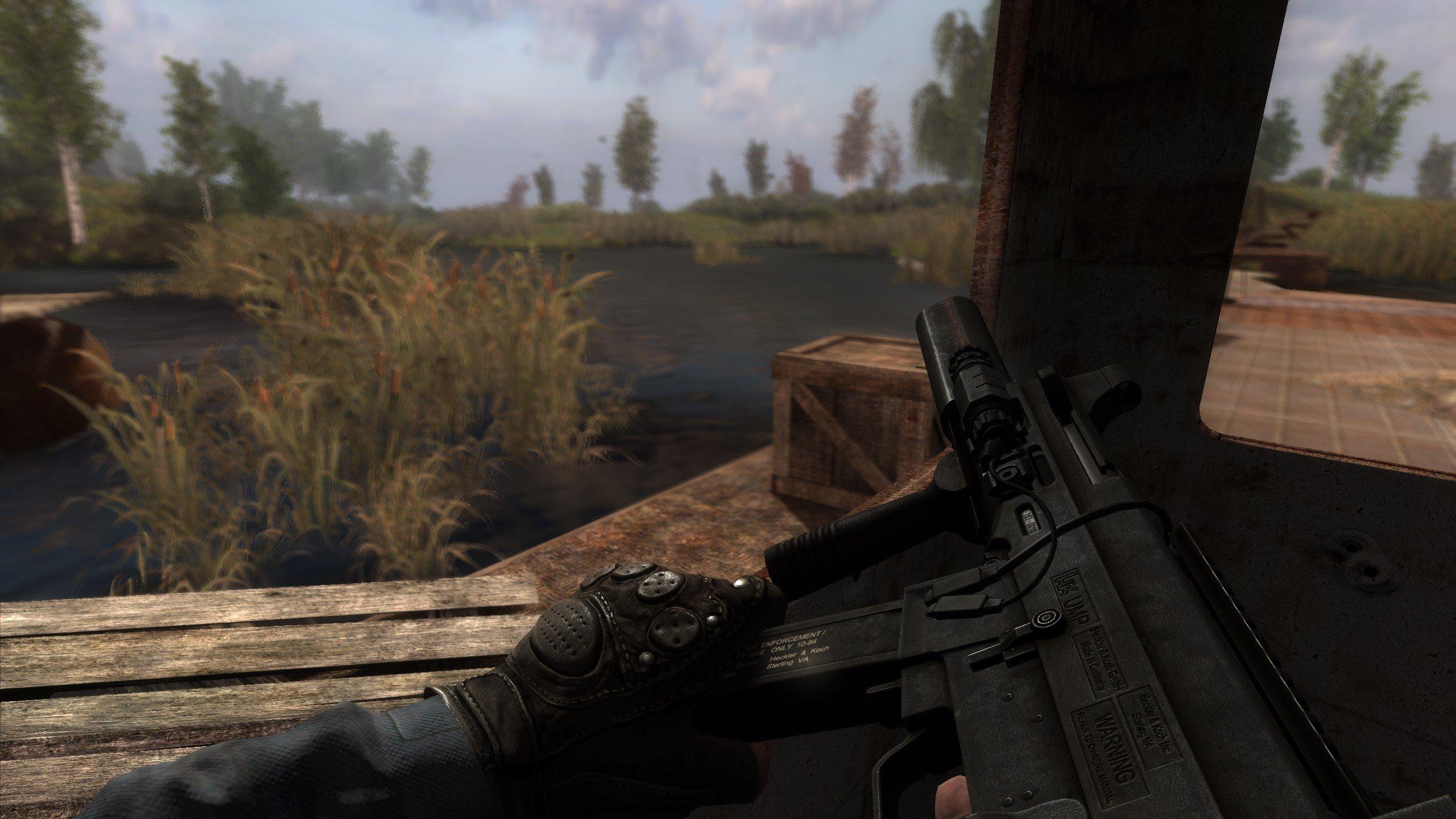 «GUNSLINGER mod» - вышел патч, исправляющий ошибки