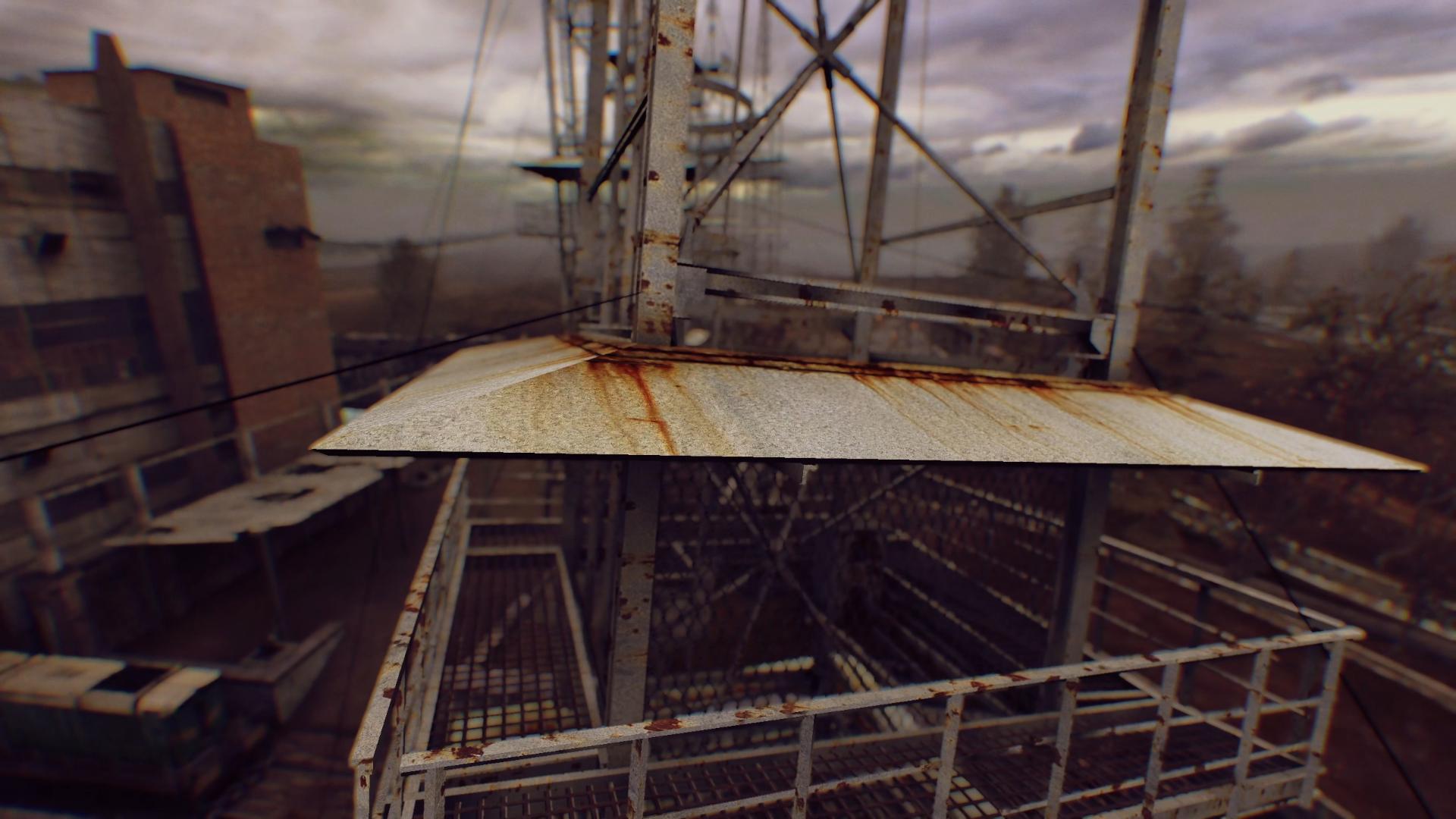 S.T.A.L.K.E.R. ENBSeries Game Music Video