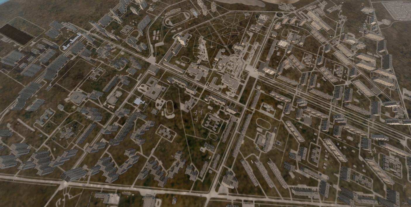 «Живая Зона» - последняя информация по разработке локации города «Припять»