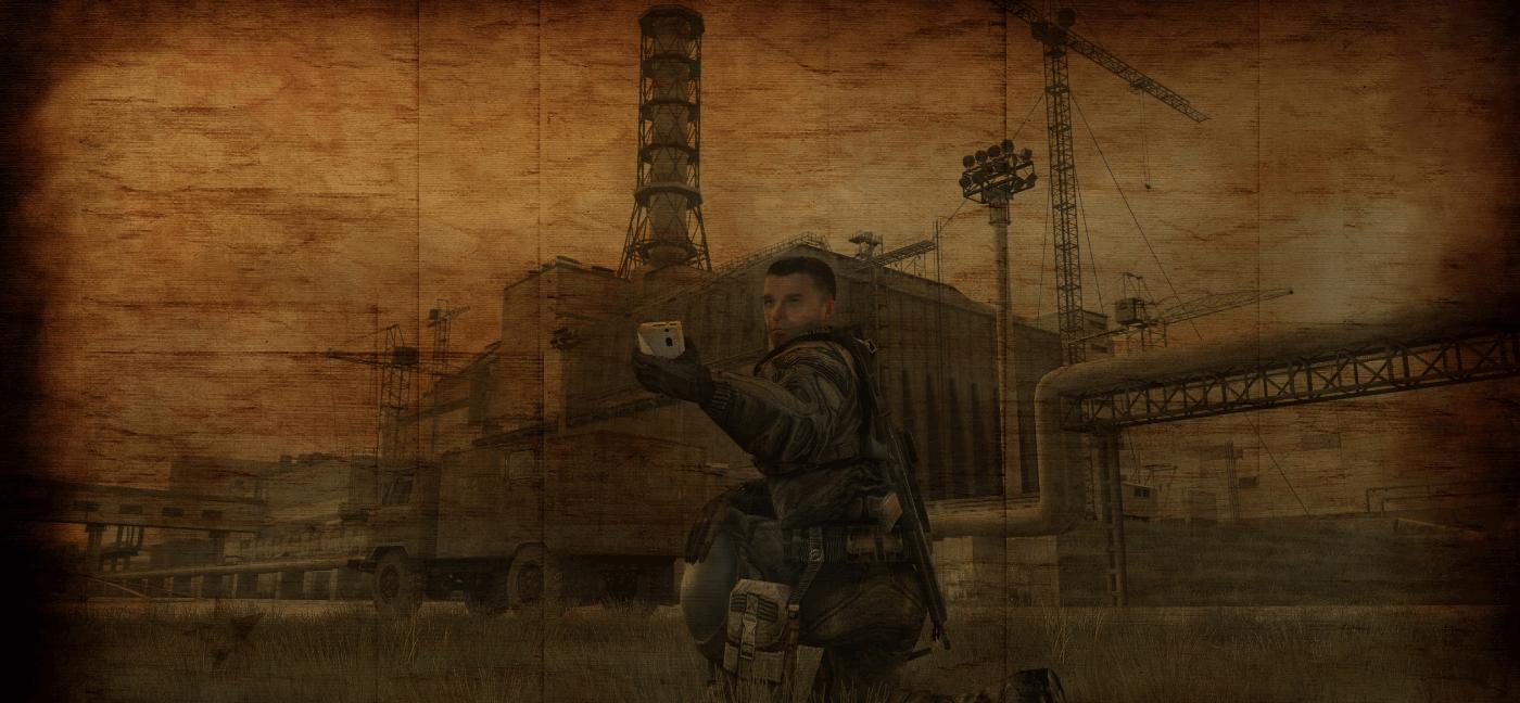 «True Stalker» - новый скриншот, приуроченный к 35 летней годовщине аварии на Чернобыльской АЭС