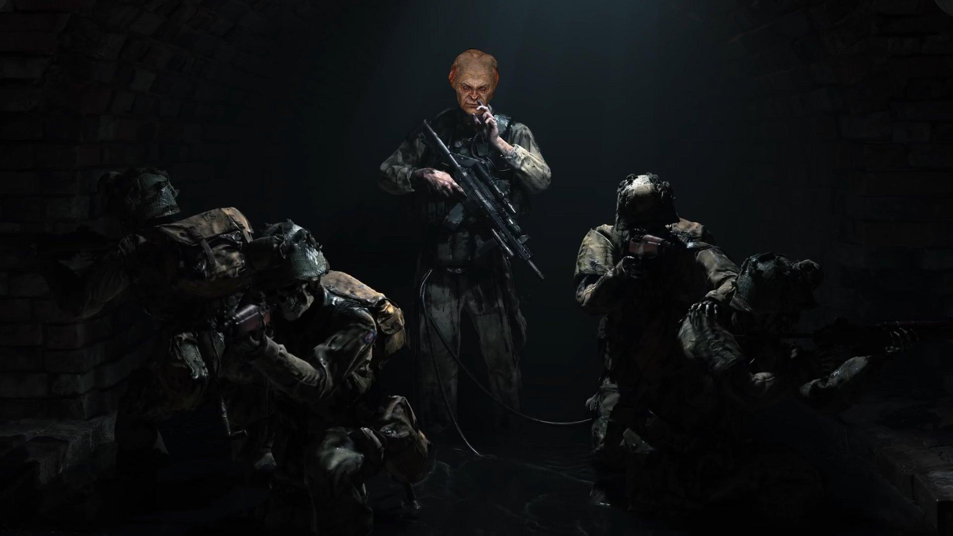 Отряд контролера и роль мутантов в ВГ. (Идея для CoC & Dead Air)