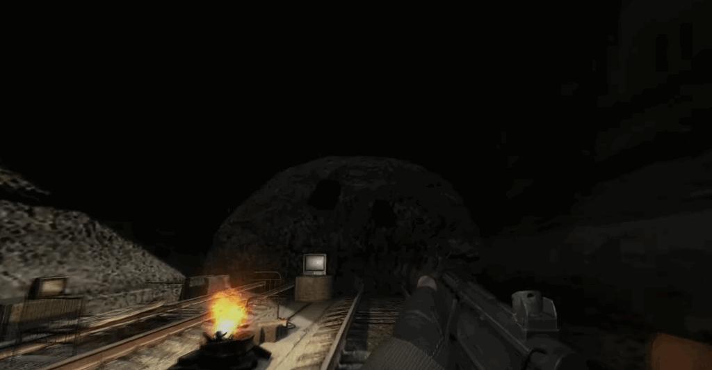 «Другая Реальность» - оригинальная версия небольшого геймплейного ролика