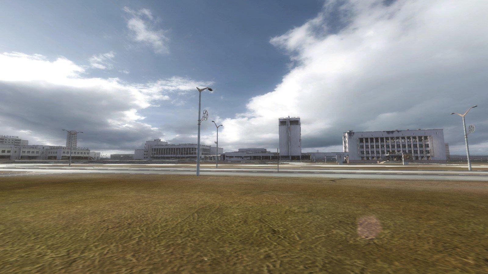 «Живая Зона» - два новых скриншота с теста локации